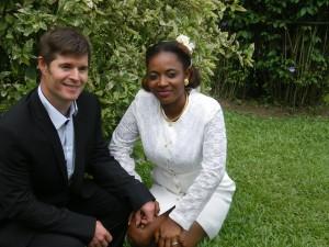 Sabastien et Christel