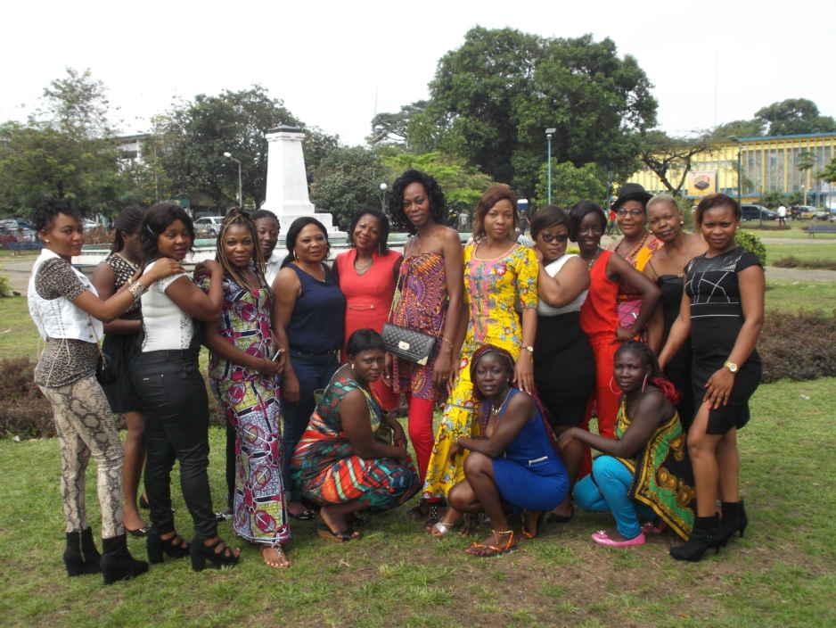 femmes en Afrique